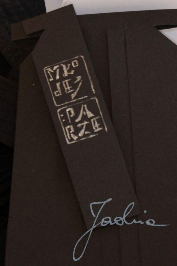 stylizowany podpis