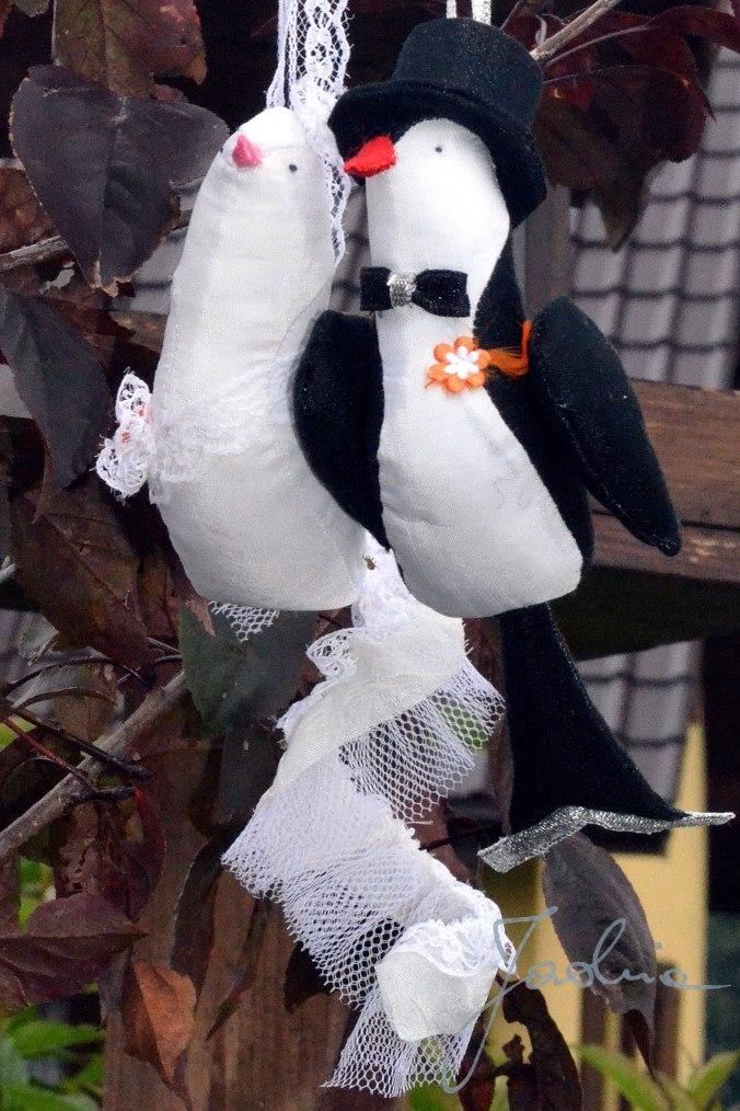 ptaszki na drzewku