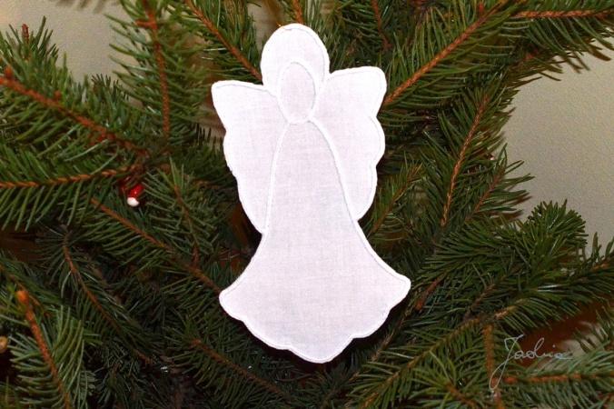 anioł Grażynki