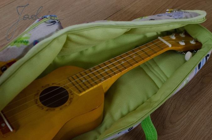 torba na ukulele